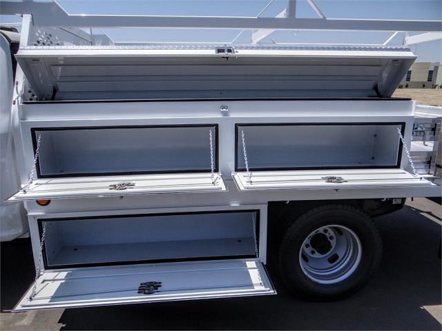 2021 Ford F-350 Regular Cab DRW 4x2, Scelzi CTFB Contractor Body #FM2037 - photo 8