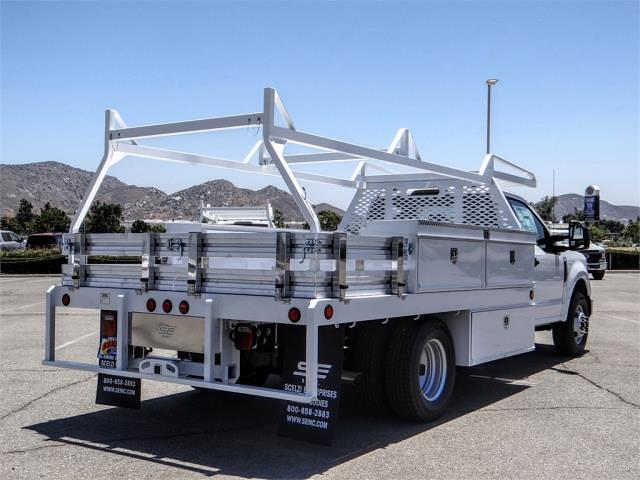 2021 Ford F-350 Regular Cab DRW 4x2, Scelzi CTFB Contractor Body #FM2058 - photo 4