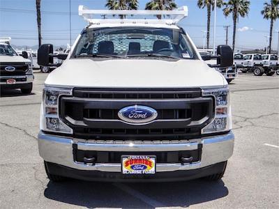 2021 Ford F-350 Regular Cab DRW 4x2, Scelzi CTFB Contractor Body #FM2058 - photo 7