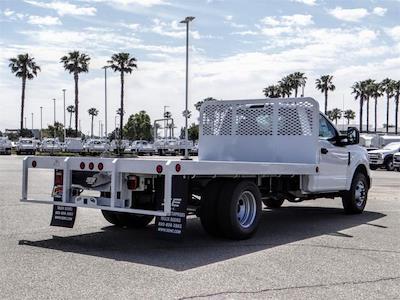 2021 Ford F-350 Regular Cab DRW 4x2, Scelzi Flatbed #FM2066 - photo 4