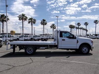 2021 Ford F-350 Regular Cab DRW 4x2, Scelzi Flatbed #FM2066 - photo 5