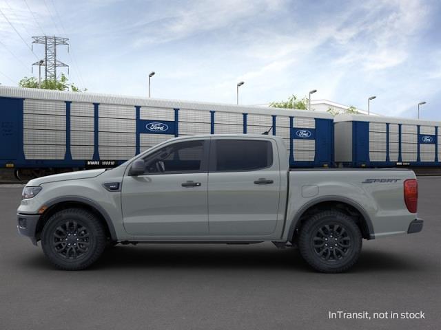 2021 Ford Ranger SuperCrew Cab 4x2, Pickup #FM2082 - photo 4
