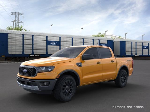 2021 Ford Ranger SuperCrew Cab 4x2, Pickup #FM2102 - photo 1