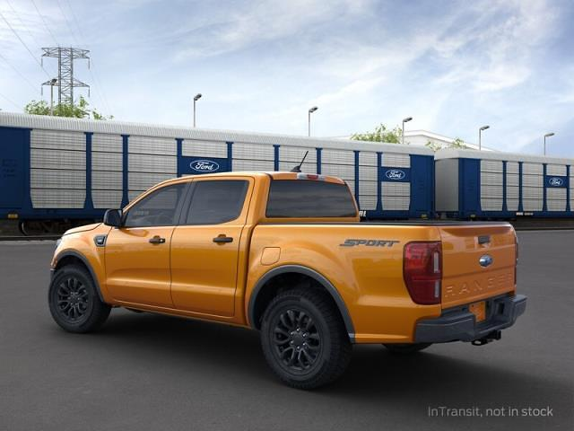 2021 Ford Ranger SuperCrew Cab 4x2, Pickup #FM2102 - photo 2