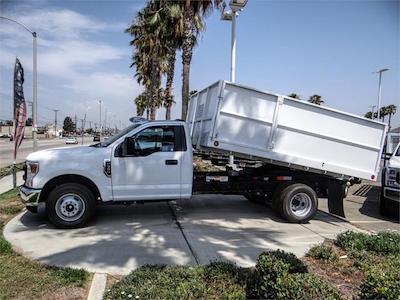 2021 Ford F-350 Regular Cab DRW 4x2, Scelzi Landscape Dump #FM2177 - photo 3