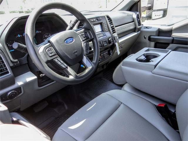 2021 Ford F-550 Regular Cab DRW 4x2, Scelzi WFB Flatbed #FM2203 - photo 8