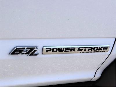 2021 Ford F-550 Regular Cab DRW 4x2, Scelzi WFB Stake Bed #FM2207 - photo 12