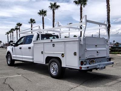 2021 Ford F-350 Crew Cab 4x2, Scelzi Service Body #FM2208 - photo 2