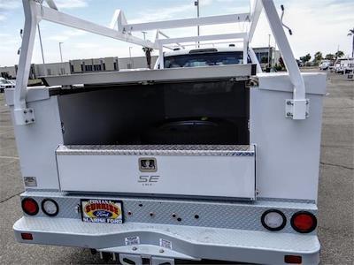 2021 Ford F-350 Crew Cab 4x2, Scelzi Service Body #FM2208 - photo 11