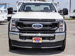 2021 Ford F-550 Regular Cab DRW 4x2, Scelzi WFB Stake Bed #FM2209 - photo 7