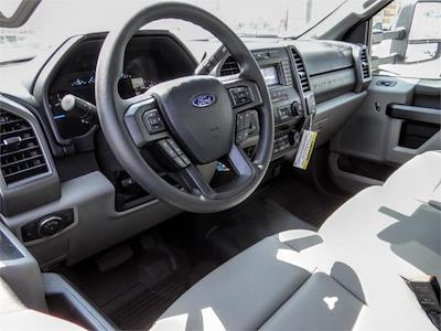 2021 Ford F-550 Regular Cab DRW 4x2, Scelzi CTFB Contractor Body #FM2308 - photo 8