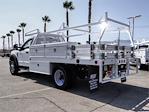 2021 Ford F-550 Regular Cab DRW 4x2, Scelzi CTFB Contractor Body #FM2308 - photo 2