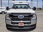 2021 Ford F-550 Regular Cab DRW 4x2, Scelzi CTFB Contractor Body #FM2308 - photo 7