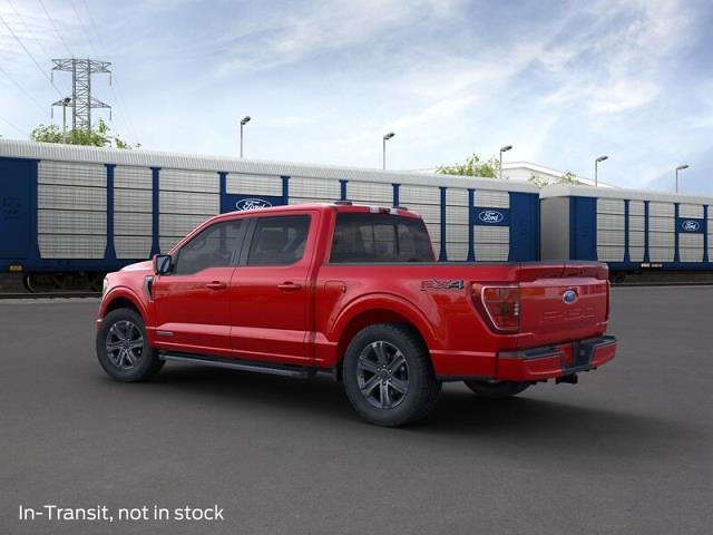 2021 Ford F-150 SuperCrew Cab 4x4, Pickup #FM2328 - photo 2
