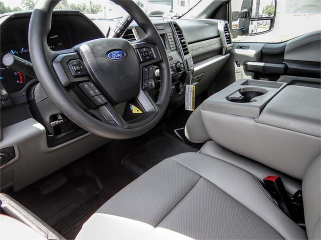 2021 Ford F-450 Regular Cab DRW 4x2, Scelzi WFB Stake Bed #FM2376 - photo 8