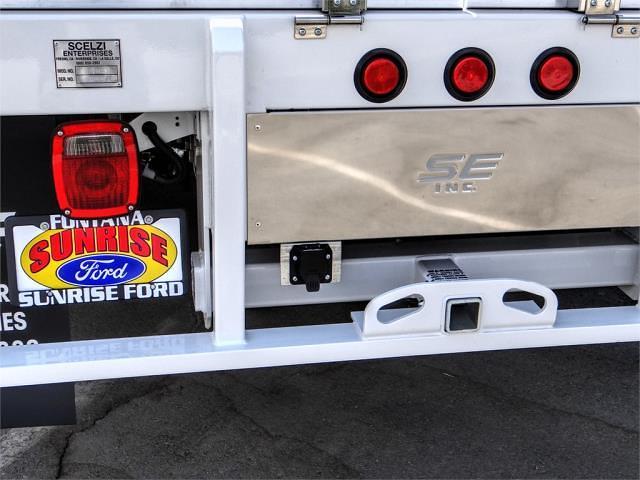 2021 Ford F-450 Crew Cab DRW 4x2, Scelzi CTFB Contractor Body #FM2377 - photo 12