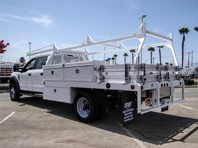 2021 Ford F-450 Crew Cab DRW 4x2, Scelzi CTFB Contractor Body #FM2377 - photo 2