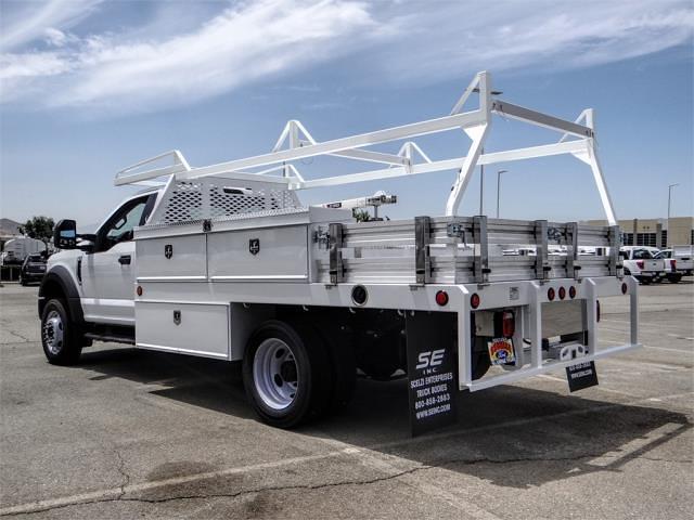 2021 Ford F-450 Regular Cab DRW 4x2, Scelzi Contractor Body #FM2451 - photo 1