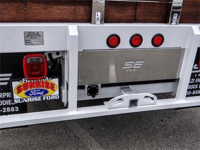 2021 F-550 Regular Cab DRW 4x2,  Scelzi WFB Stake Bed #FM2452 - photo 10