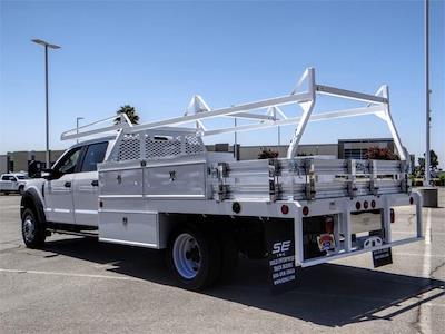 2021 F-550 Crew Cab DRW 4x2,  Scelzi CTFB Contractor Body #FM2489 - photo 2