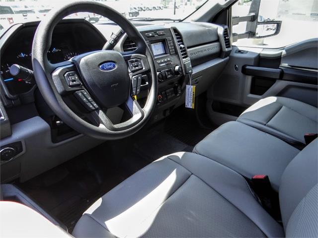 2021 F-550 Super Cab DRW 4x2,  Scelzi WFB Stake Bed #FM2491 - photo 8
