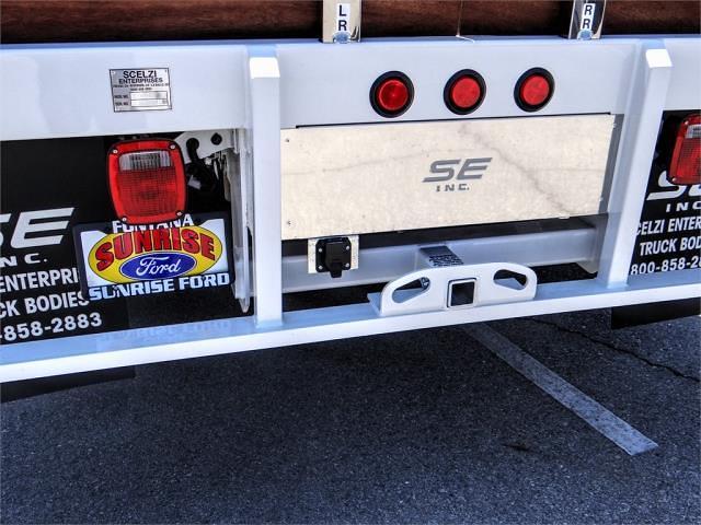 2021 F-550 Super Cab DRW 4x2,  Scelzi WFB Stake Bed #FM2491 - photo 10