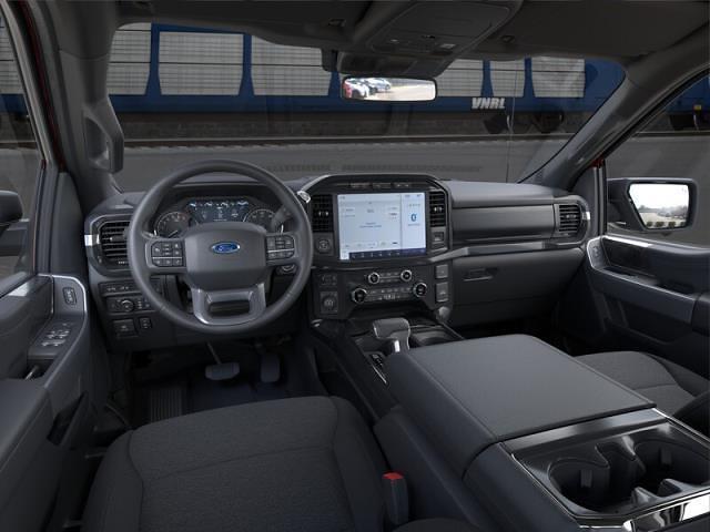 2021 F-150 SuperCrew Cab 4x4,  Pickup #FM2509 - photo 9