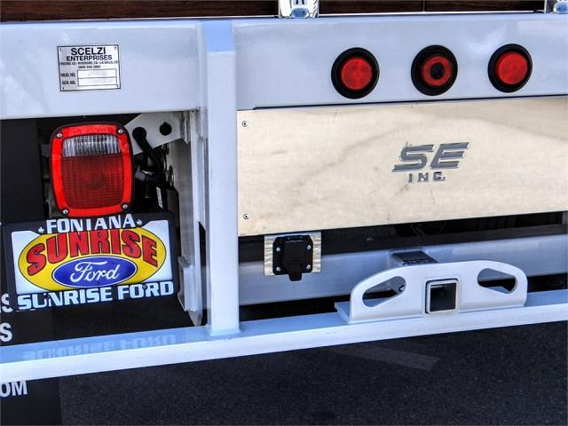 2021 F-550 Regular Cab DRW 4x2,  Scelzi WFB Stake Bed #FM2533 - photo 10