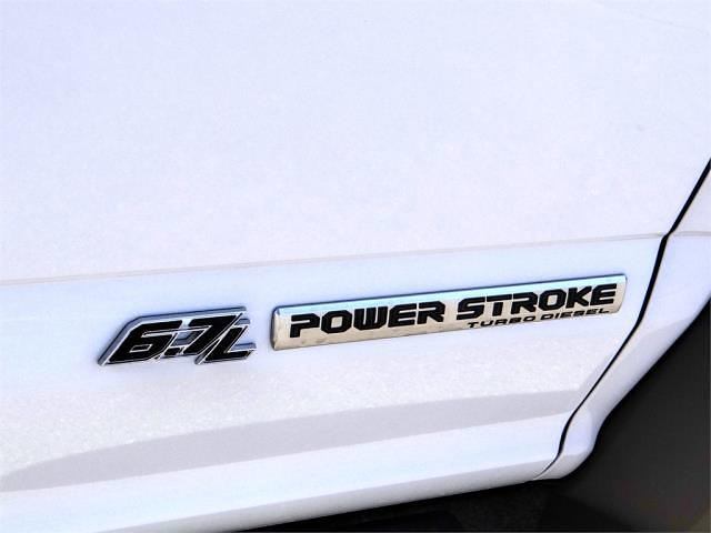 2021 F-550 Regular Cab DRW 4x2,  Scelzi WFB Stake Bed #FM2533 - photo 11