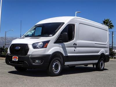 2021 Transit 250 Medium Roof 4x2,  Empty Cargo Van #FM2612 - photo 1