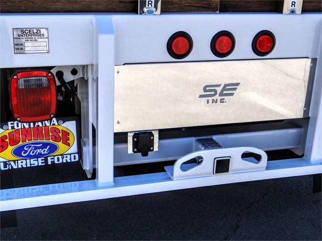 2021 F-550 Crew Cab DRW 4x2,  Scelzi WFB Stake Bed #FM2623 - photo 11