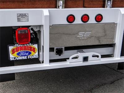 2021 F-550 Regular Cab DRW 4x2,  Scelzi WFB Stake Bed #FM2663 - photo 10