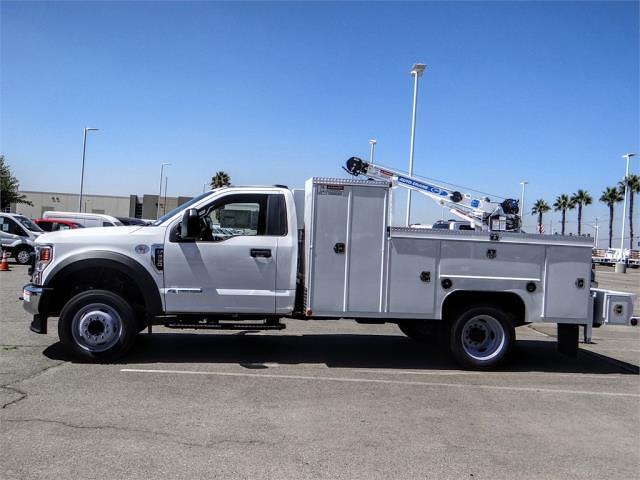 2021 F-550 Regular Cab DRW 4x2,  Scelzi Welder Body #FM2668 - photo 3