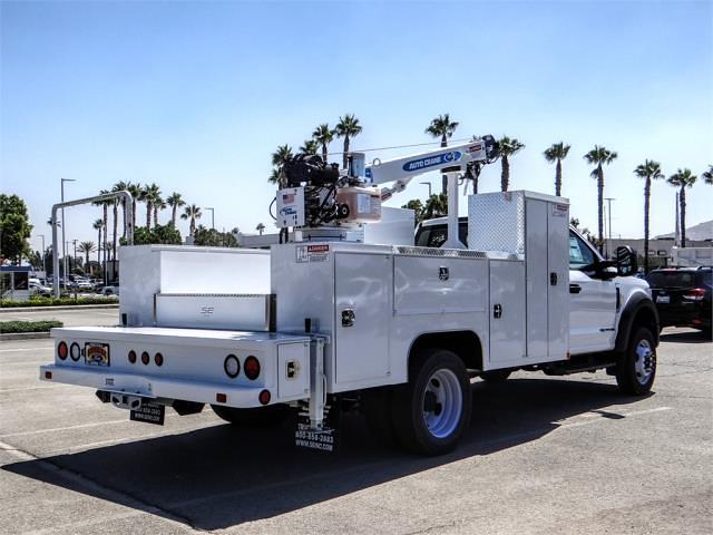2021 F-550 Regular Cab DRW 4x2,  Scelzi Welder Body #FM2668 - photo 4