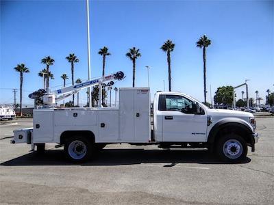 2021 F-550 Regular Cab DRW 4x2,  Scelzi Welder Body #FM2668 - photo 5