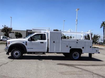2021 F-550 Regular Cab DRW 4x2,  Scelzi Signature Service Body #FM2749 - photo 3