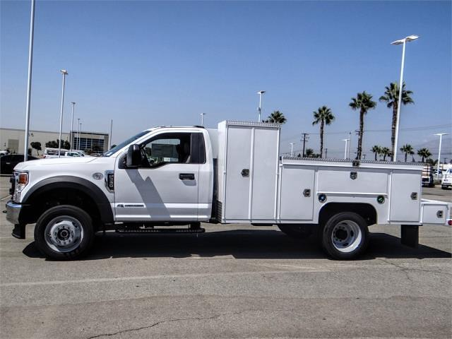 2021 F-550 Regular Cab DRW 4x4,  Scelzi Welder Body #FM2784 - photo 3