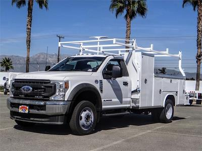 2021 F-550 Regular Cab DRW 4x2,  Royal Truck Body Service Body #FM2837 - photo 1