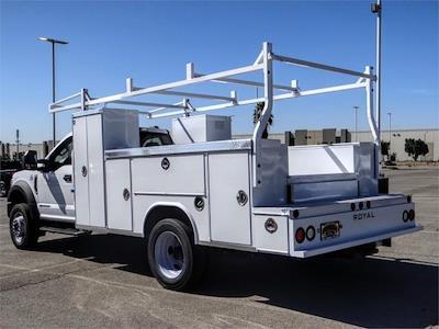 2021 F-550 Regular Cab DRW 4x2,  Royal Truck Body Service Body #FM2837 - photo 2