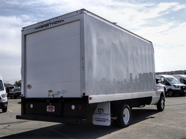2022 Ford E-450 4x2, Marathon Aluminum High Cube Cutaway Van #FN0000 - photo 4