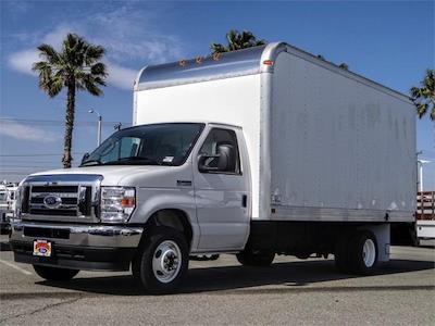 2022 Ford E-450 4x2, Marathon Aluminum High Cube Cutaway Van #FN0000 - photo 1