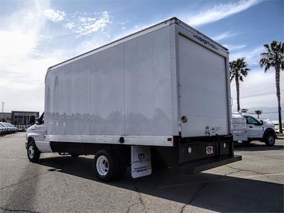 2022 Ford E-450 4x2, Marathon Aluminum High Cube Cutaway Van #FN0000 - photo 2