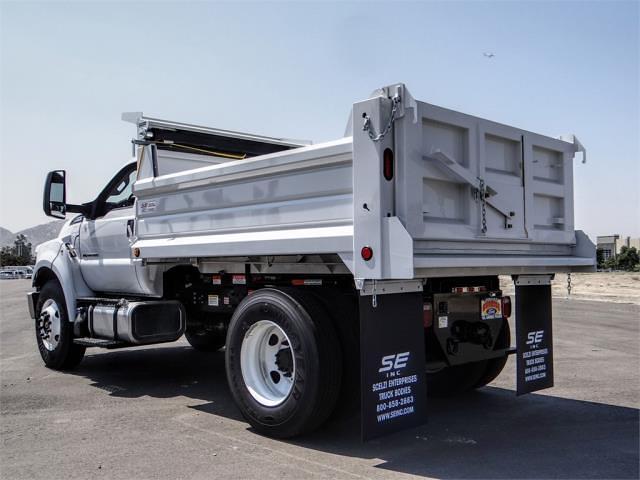 2022 F-650 Regular Cab DRW 4x2,  Scelzi Dump Body #FN0047 - photo 2