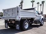 2022 F-650 Regular Cab DRW 4x2,  Scelzi Dump Body #FN0054 - photo 4