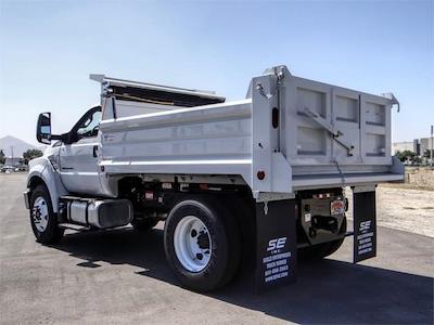 2022 F-650 Regular Cab DRW 4x2,  Scelzi Dump Body #FN0093 - photo 2