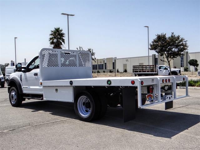 2022 F-550 Regular Cab DRW 4x2,  Scelzi WFB Platform Body #FN0107 - photo 2