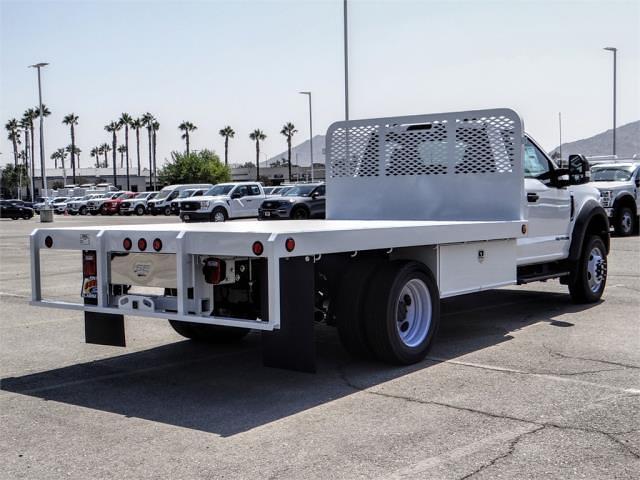 2022 F-550 Regular Cab DRW 4x2,  Scelzi WFB Platform Body #FN0107 - photo 4