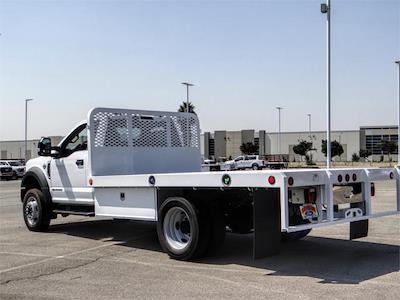 2022 F-550 Regular Cab DRW 4x2,  Scelzi WFB Platform Body #FN0112 - photo 2