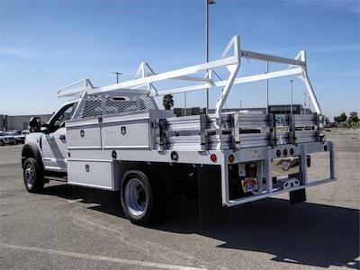 2022 F-450 Regular Cab DRW 4x2,  Scelzi CTFB Contractor Body #FN0133 - photo 2