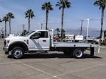 2022 F-550 Regular Cab DRW 4x2,  Scelzi WFB Platform Body #FN0139 - photo 3